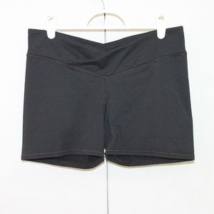Fabletics Women's Size Medium Black Shorts